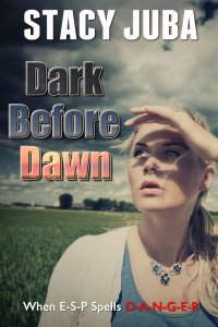 Dark Before Dawn YA supernatural suspense book
