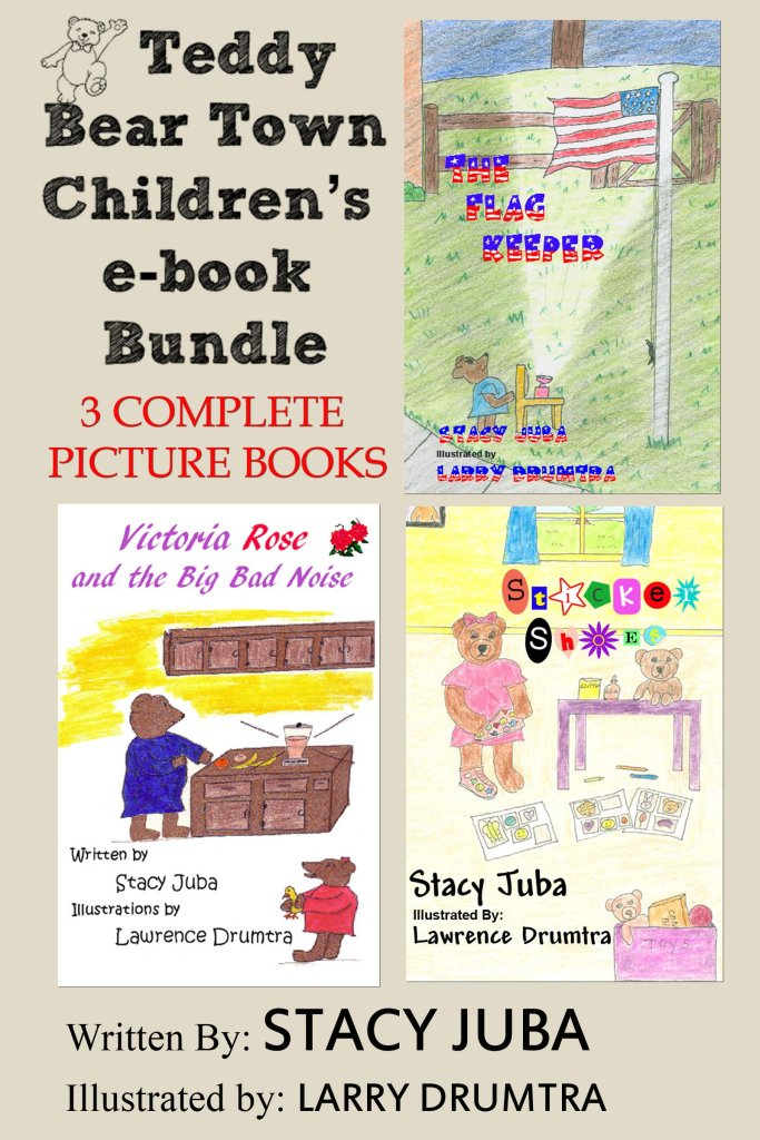 Teddy Bear Children's Bundle ebook and audiobook
