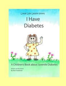 diabetes book for preschool children