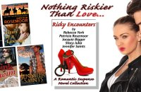 Risky Encounters romantic suspense box set