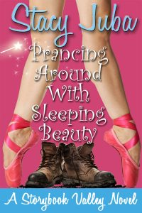 Prancing Around With Sleeping Beauty funny chick lit