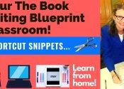 Tour The Book Editing Blueprint Classroom