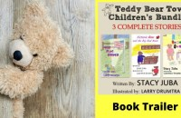 Teddy Bear Town Children's Bundle Audiobook Sampler