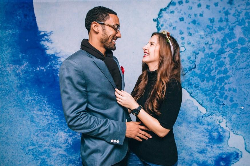 IMG_1516 - Justin Hall and Amira Ali