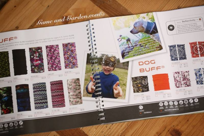 Buffs for Kids and Dogs