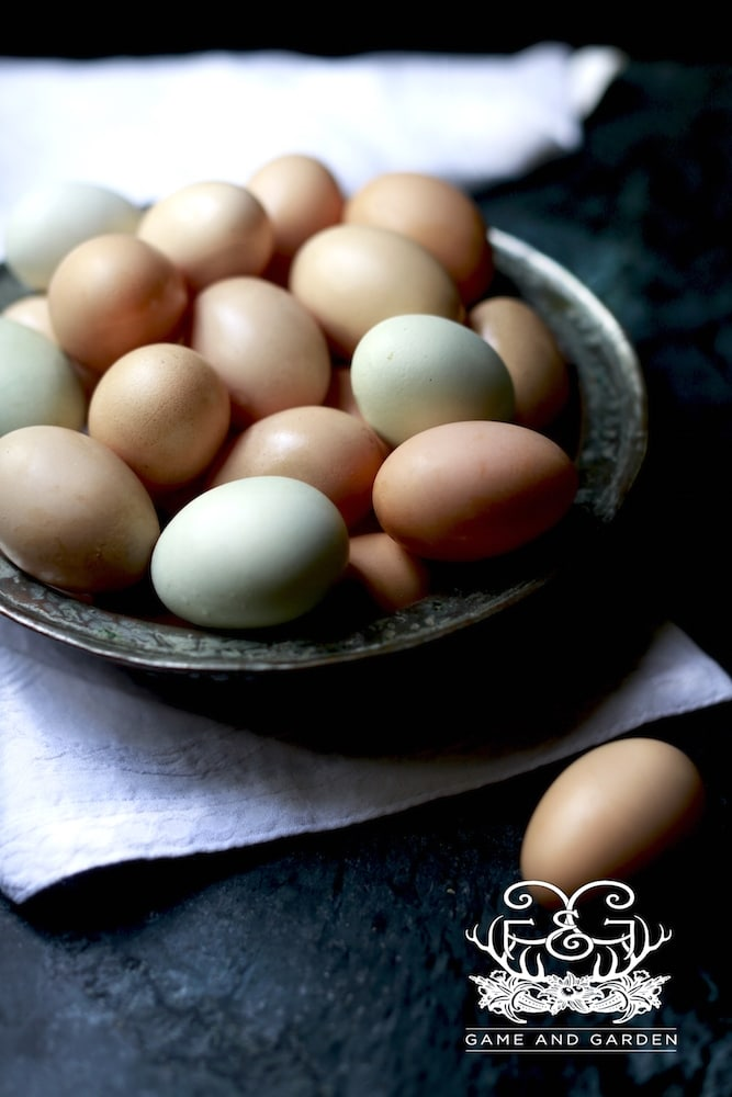 For Deviled Eggs or Egg Salad, it is best to use eggs that are a little older. They peel much better!