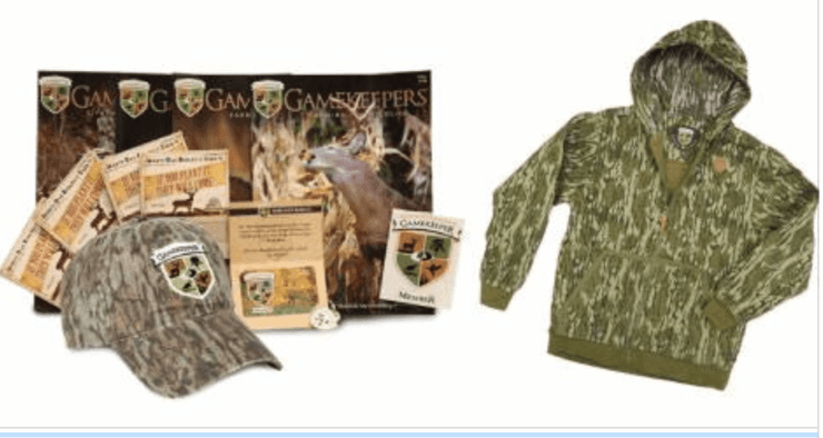 Mossy Oak Gamekeepers Giveaway