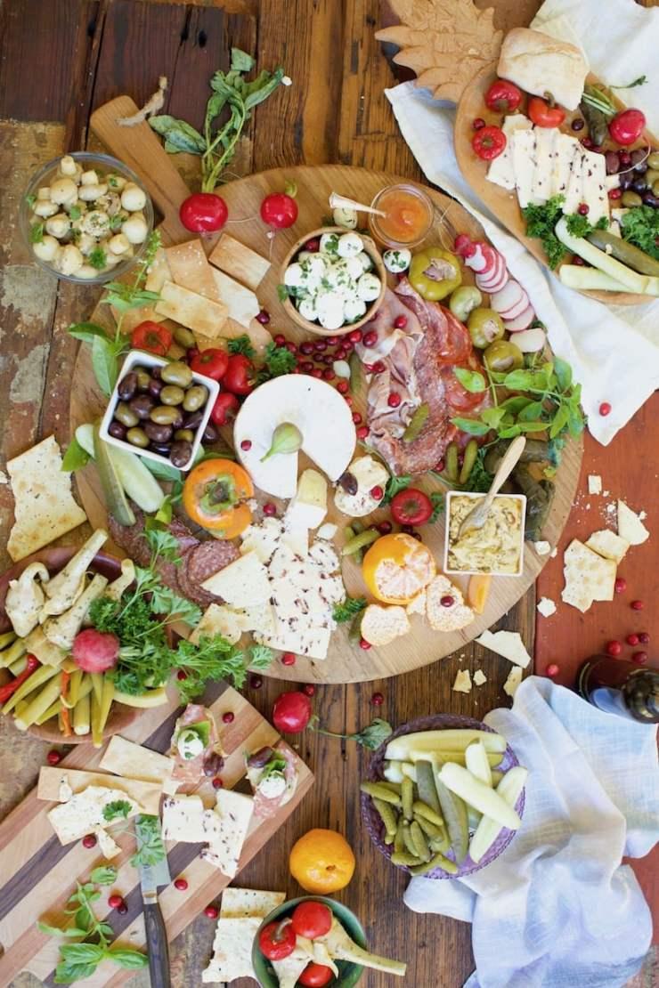 Antipasto Appetizer: Simple, Elegant, and Delicious