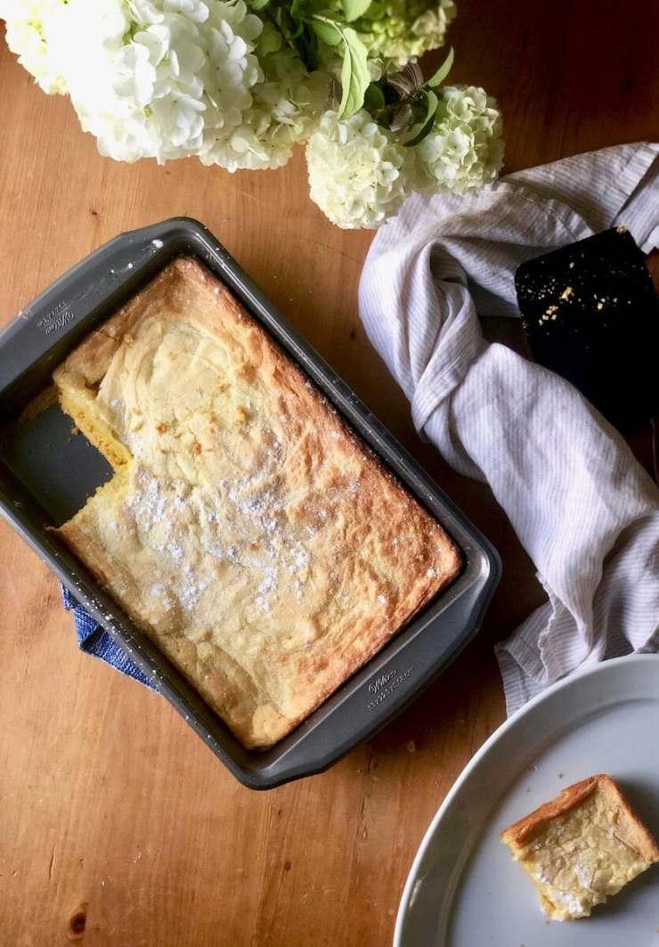 Butter Sheet Cake recipe by Stacy Lyn Harris