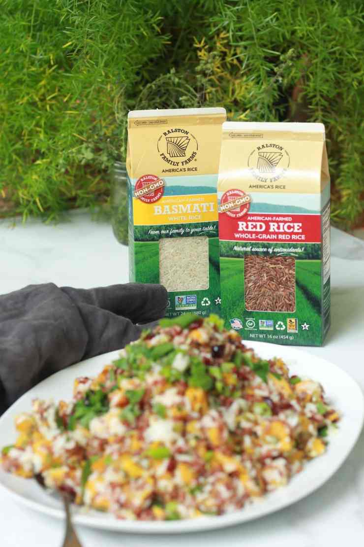 You can find Ralston Family Farm Rice at your local Publix, Kroger, Whole Foods, Sprouts, Fresh Market, and Fresh Thyme stores.