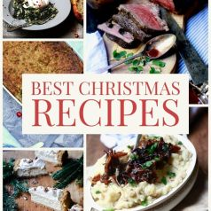 Christmas Recipes Roundup
