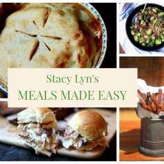 Pork Sliders - Stacy Lyn Meal Made Easy