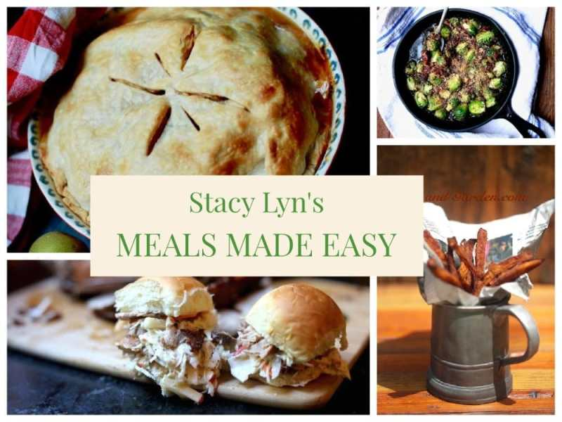 Pulled Pork Sliders - a Stacy Lyn Meal Made Easy