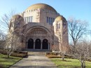 The Historically Landmarked Tifereth Israel Synagogue, purchased by Case Western soon to be a performing arts center