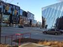 development near Case Western, Museum of Contemporary Art