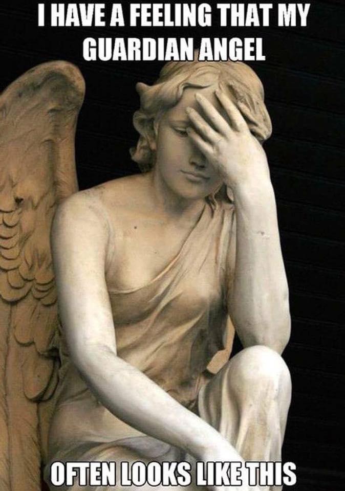 Image result for guardian angel sigh