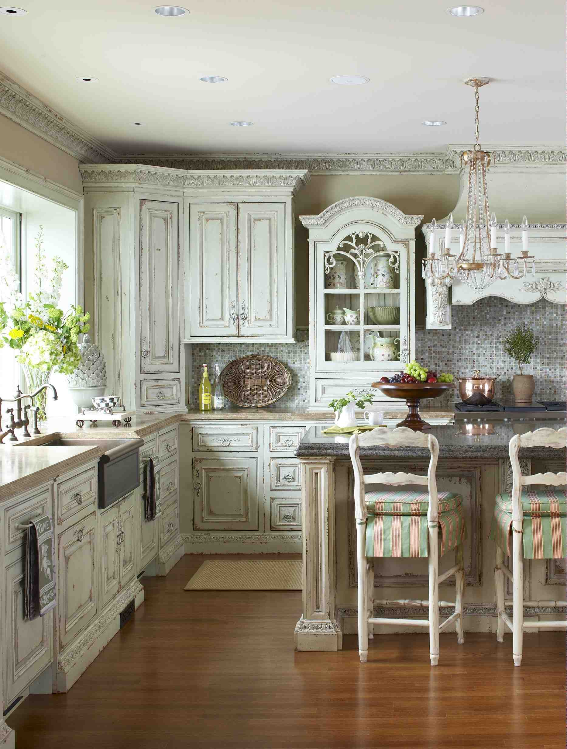 My Favorite Kitchens of 2010 | stacystyle's blog on Beautiful Kitchen  id=15383