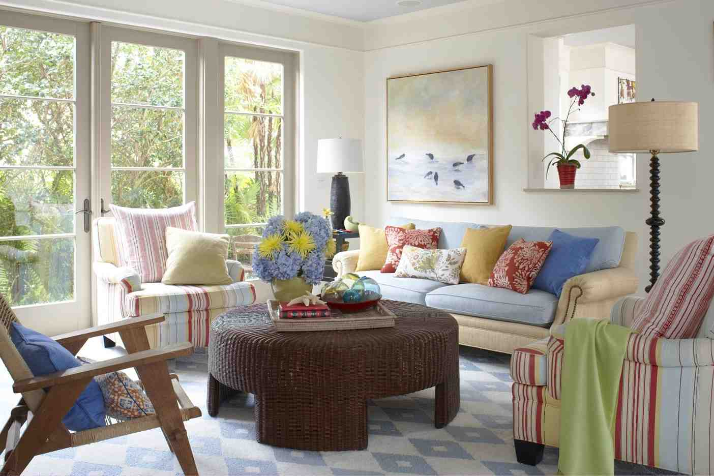 My Favorite Living Rooms Of 2010