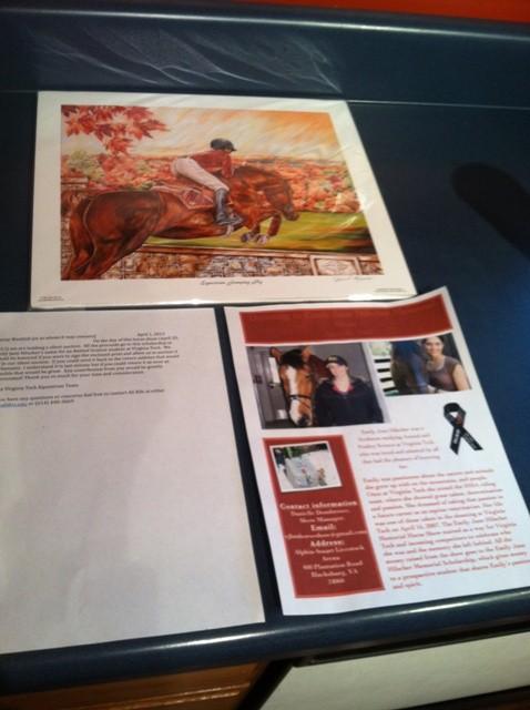 Emily Jane Hilscher Memorial Horse Show