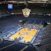 RUPP ARENA (THE CATHEDRAL OF BASKETBALL)