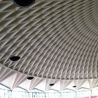 THE GREAT ARENA ROOF: Part III (Nervi's Palazzetto dello Sport, Rome)