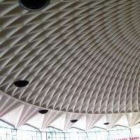 THE GREAT ARENA ROOF: Part III (Nervi's Palazzetto dello Sport, Rome)