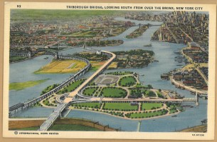 Randall's Island Stadium c.1940, something tells me Robert Moses would have found a home for #nycfc #tbt (Photo: Stadiafile)