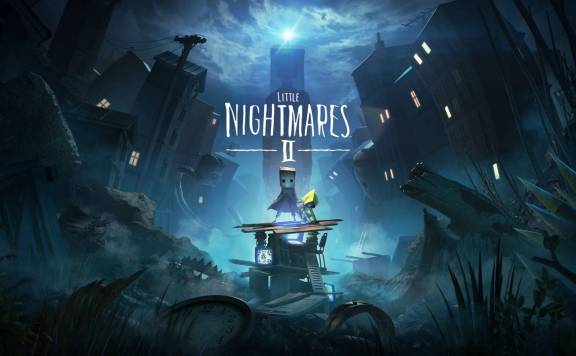 Little Nightmares 2 Portada
