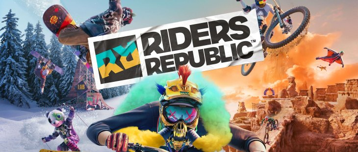 Riders Republic Portada