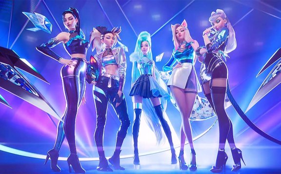 KDA Just Dance 2021
