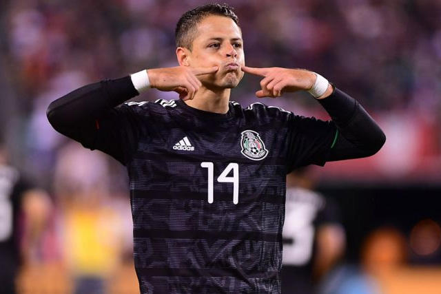 Chicharito could get on the boat for Tokyo 2020