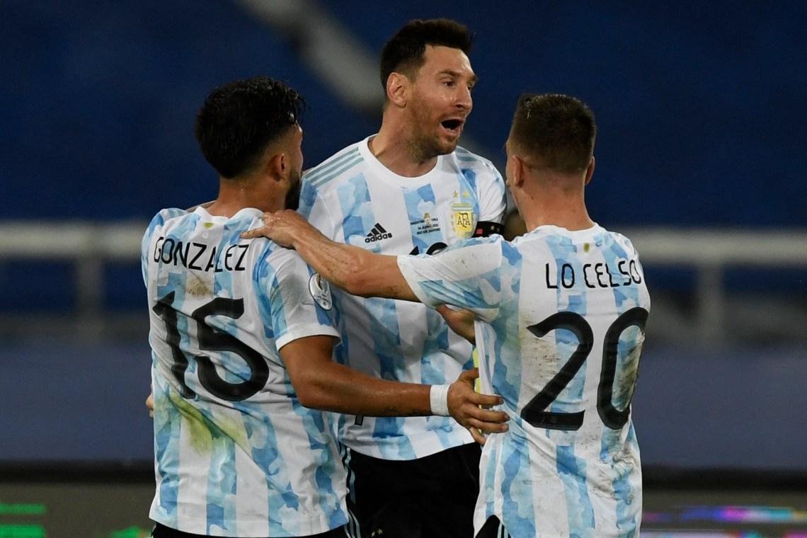 Messi, Neymar y todos los cracks que debes ver en la Copa América por  Fanatiz