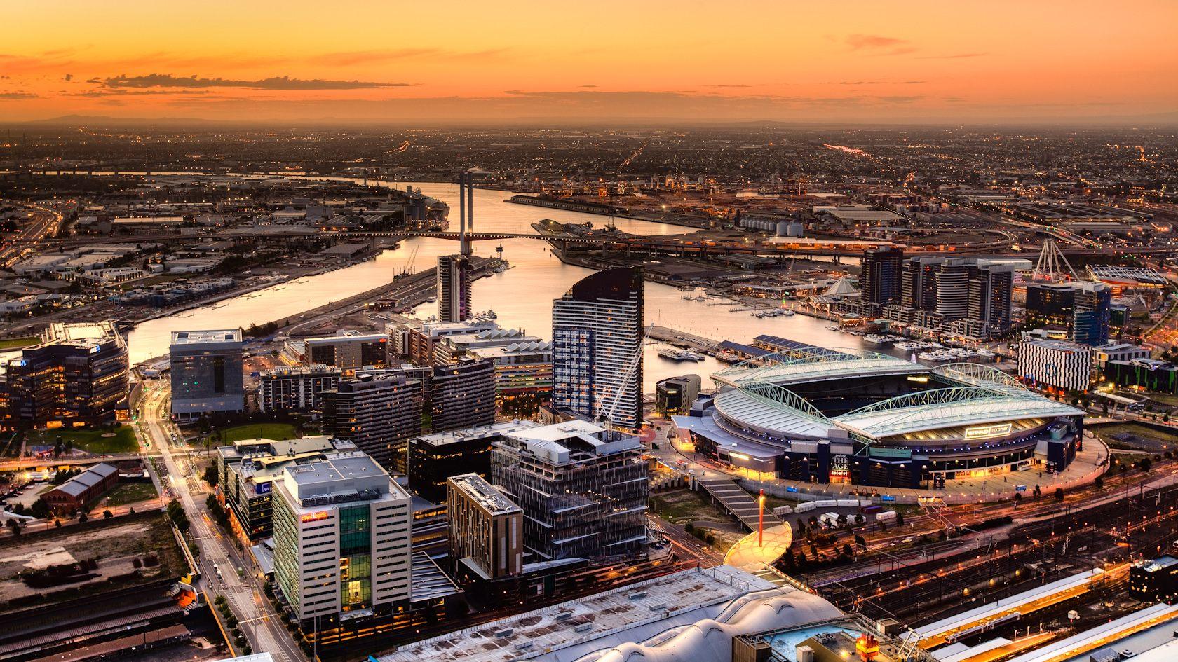 Marvel Stadium Docklands Stadium