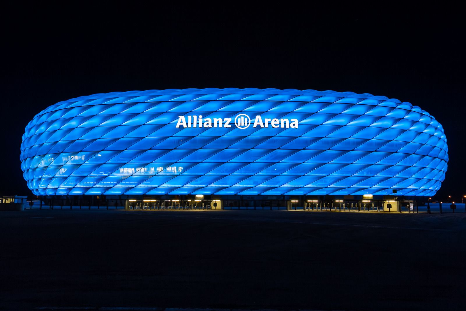Image result for allianz arena