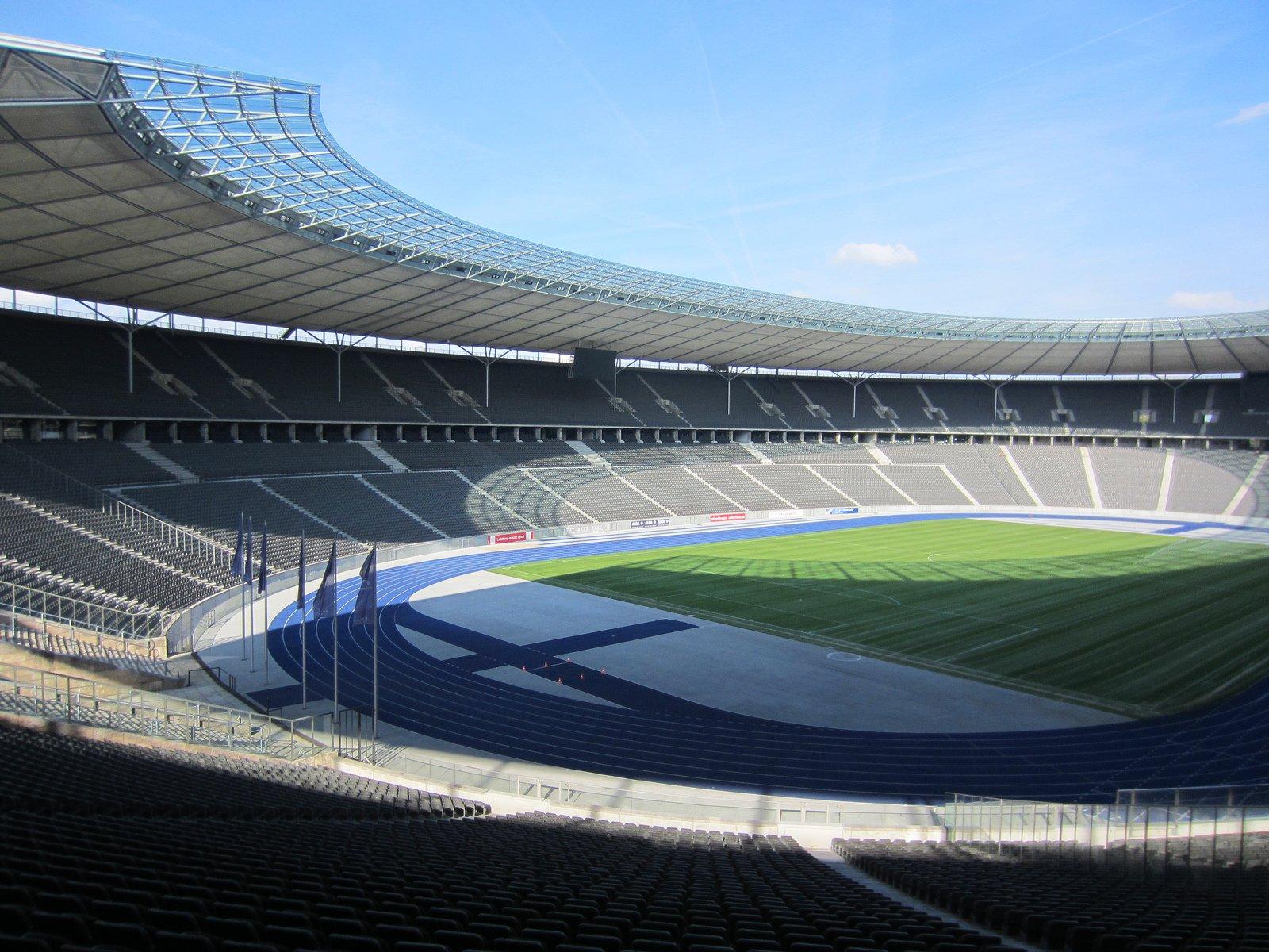 Resultado de imagen de olympiastadion