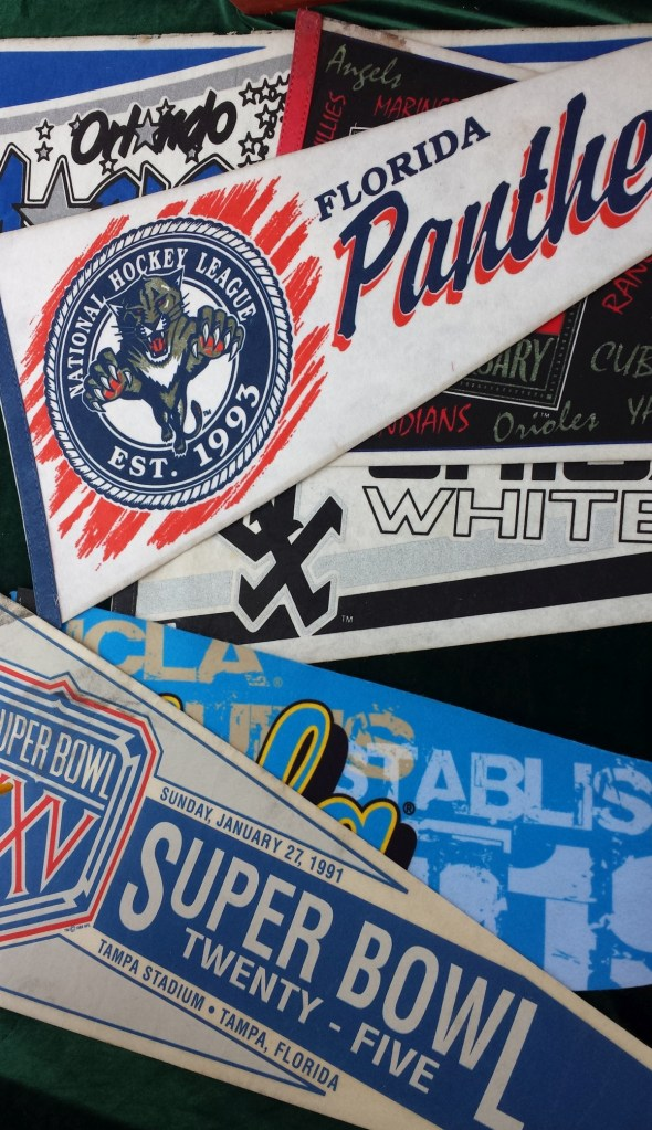 ...and more pennants