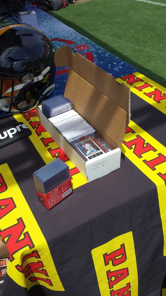 Can you find the Panini Contenders Draft Picks Bowl Ticket (Eric Dickerson) card?