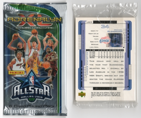 Basketball Packs