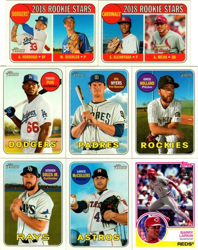 Cards from Nachos Grande