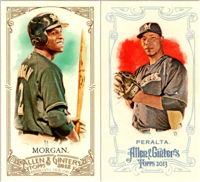 Allen & Ginter mini cards