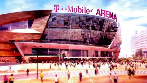 t-mobile arena guide