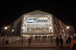 sap center arena guide