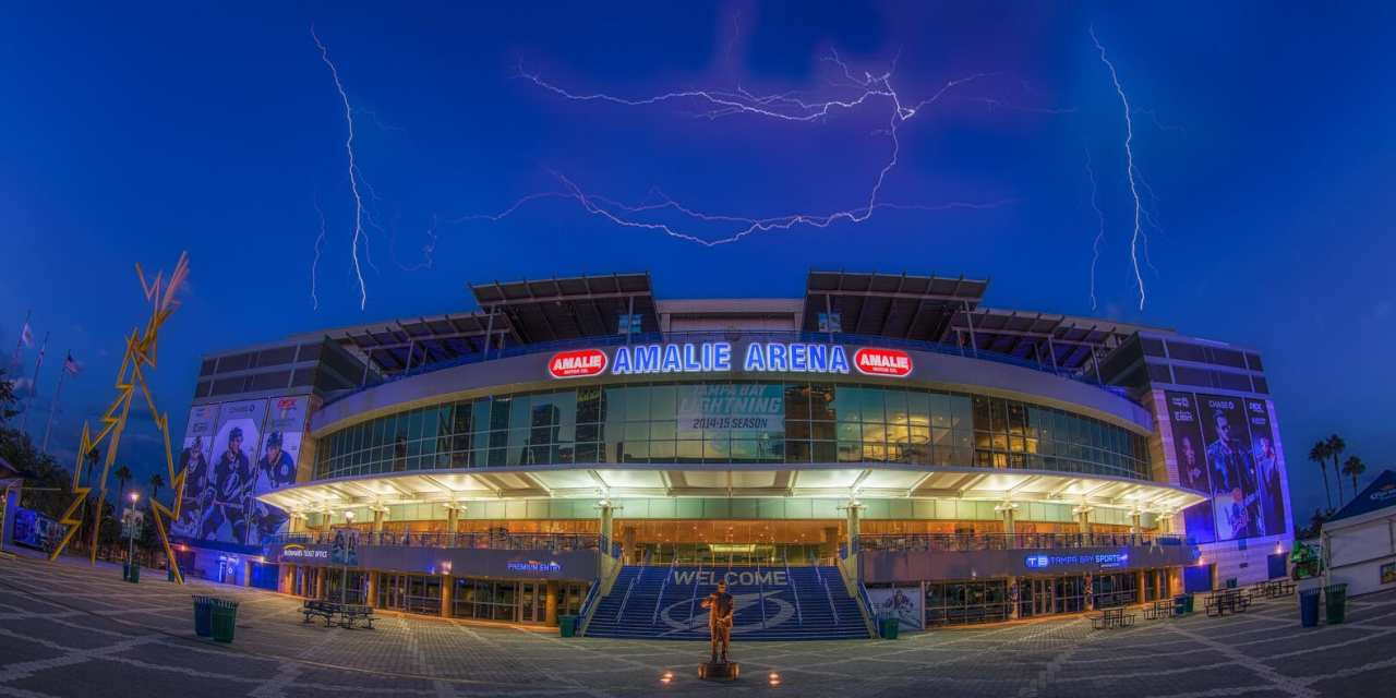 Amalie Arena Guide: Amenities, Attractions, Parking