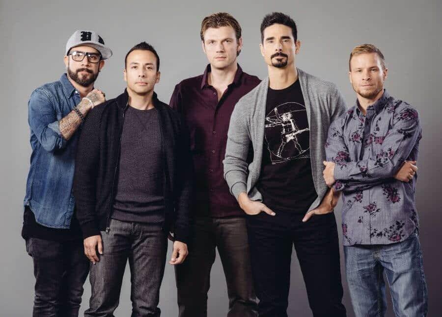 Backstreet Boys tour setlist