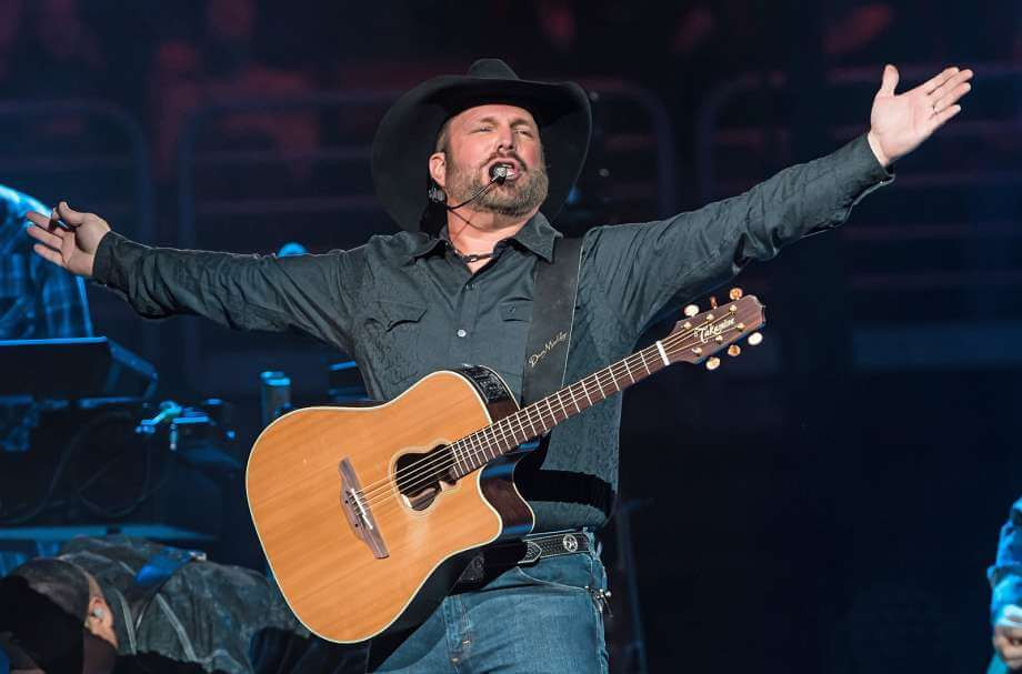 garth brooks tour
