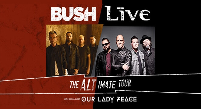 bush live altimate tour