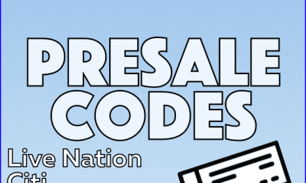 Presale Codes Guide: American Express, Citi, Live Nation, Spotify, Ticketmaster