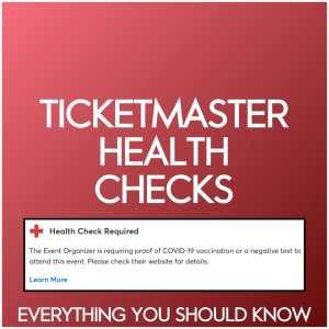 ticketmaster health checks