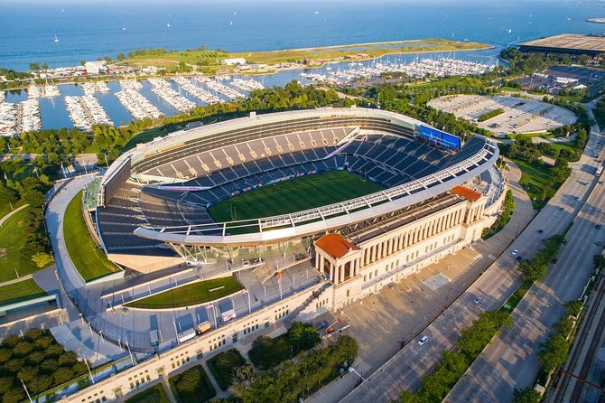 soldier field parking seating ticket tips