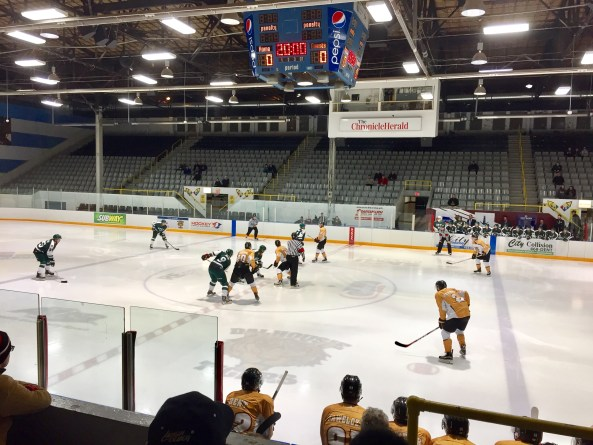 Halifax Forum – Dalhousie Tigers | Stadium Journey